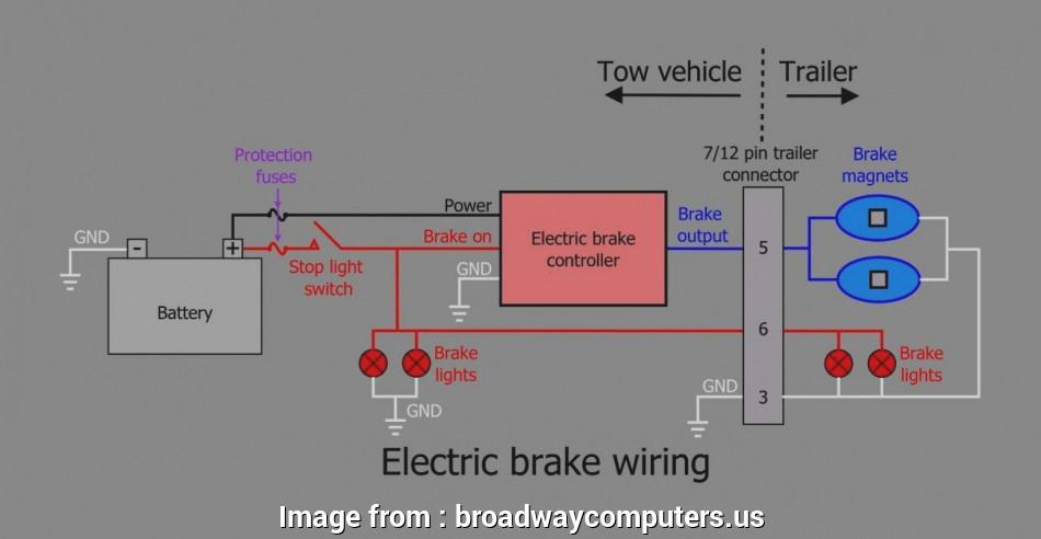 F550 Trailer Brake Wiring Diagram New Wonderful Trailer