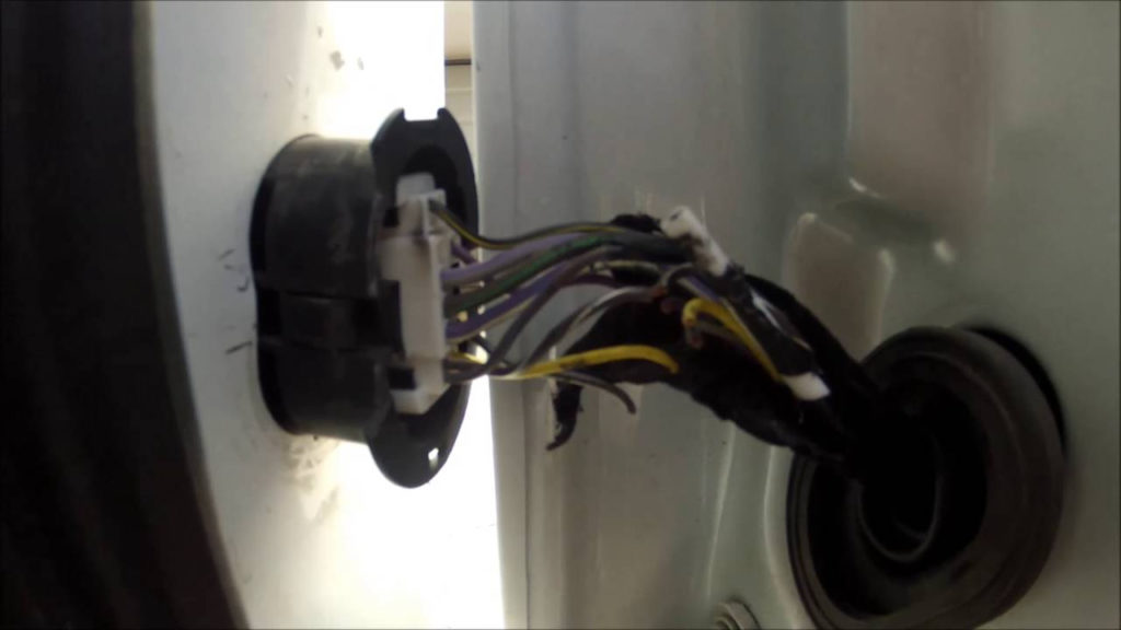 Ford F150 Rear Door Wiring Harness Repair YouTube