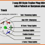 Hopkins 7 Blade Trailer Connector Wiring Diagram