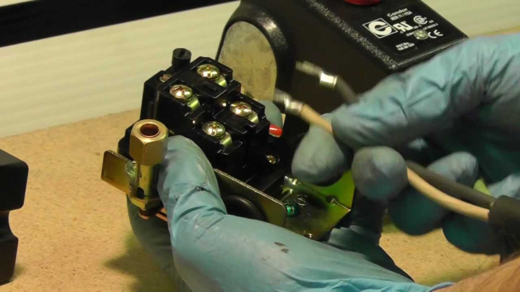 How To Wire A Pressure Switch MASTERTOOLREPAIR COM YouTube