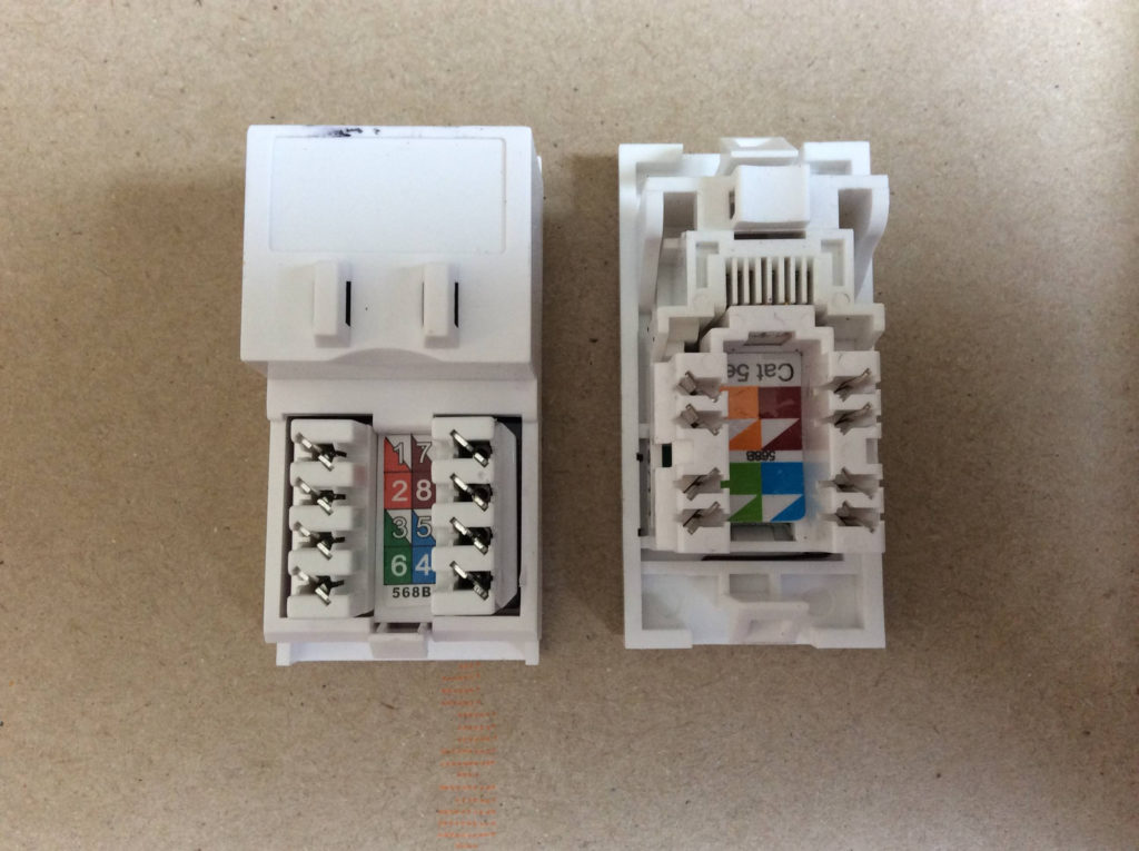 Networking Cat5 Socket Wiring Issues Super User
