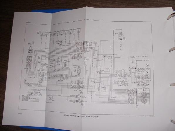 Cat Skid Loader Wiring Diagram