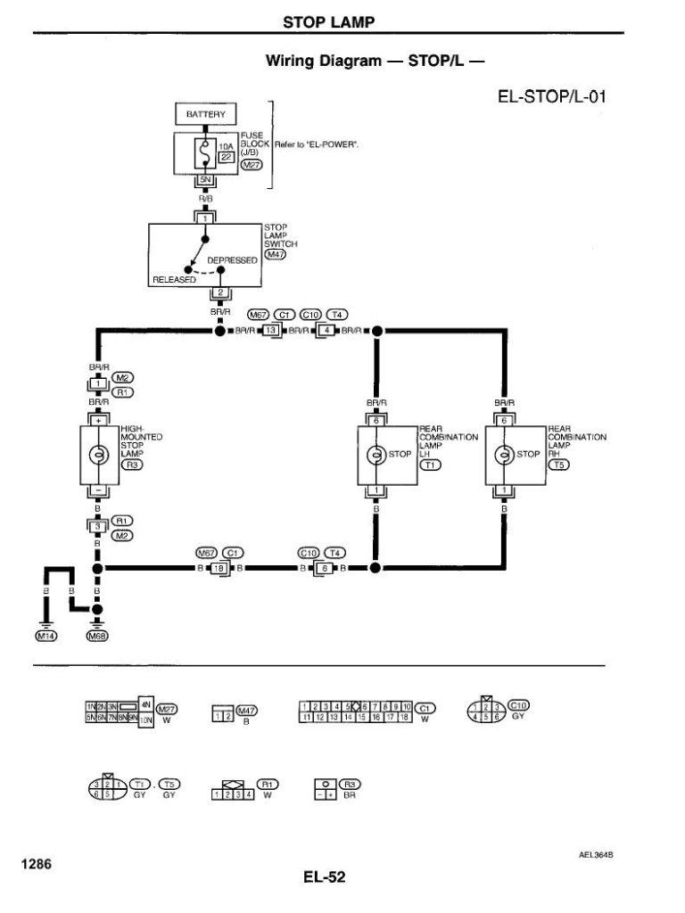 Nissan Armada Trailer Wiring Diagram