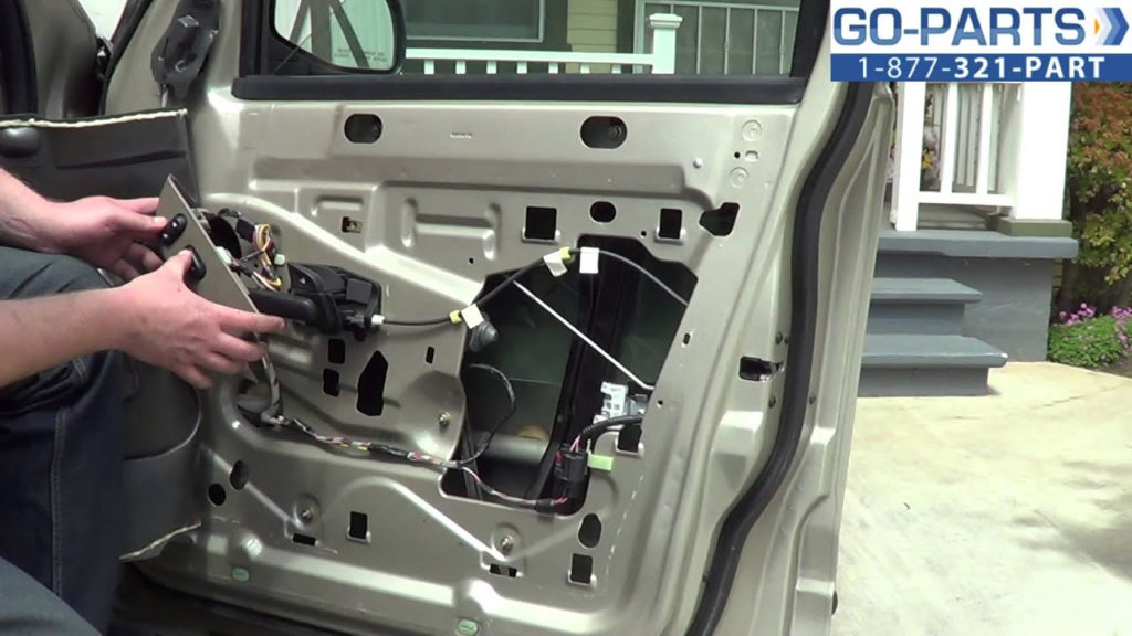 Replace 2001 2005 Ford Explorer Front Power Window