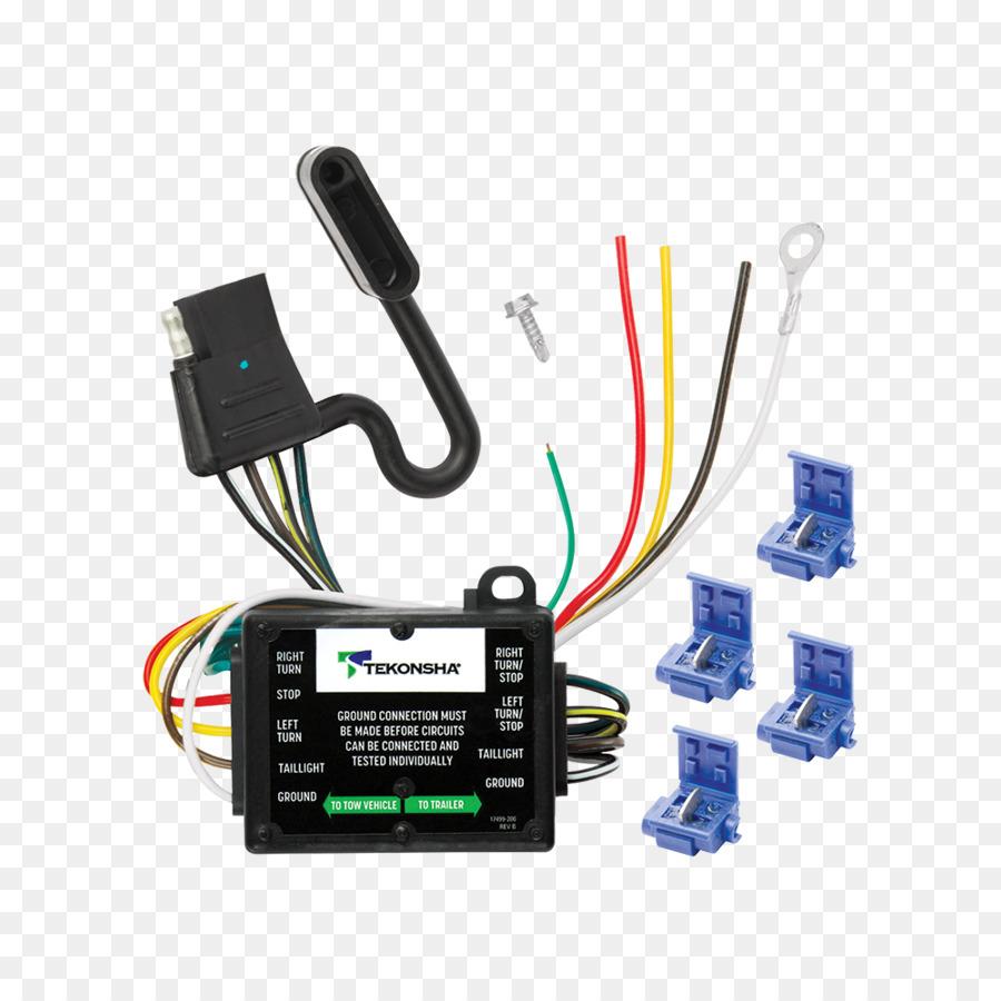 Trailer Light Converter Wiring Diagram Trailer Wiring