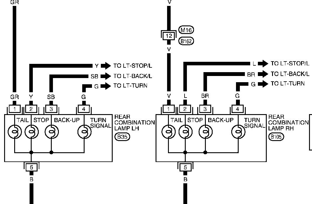 X Trail Wiring Diagram