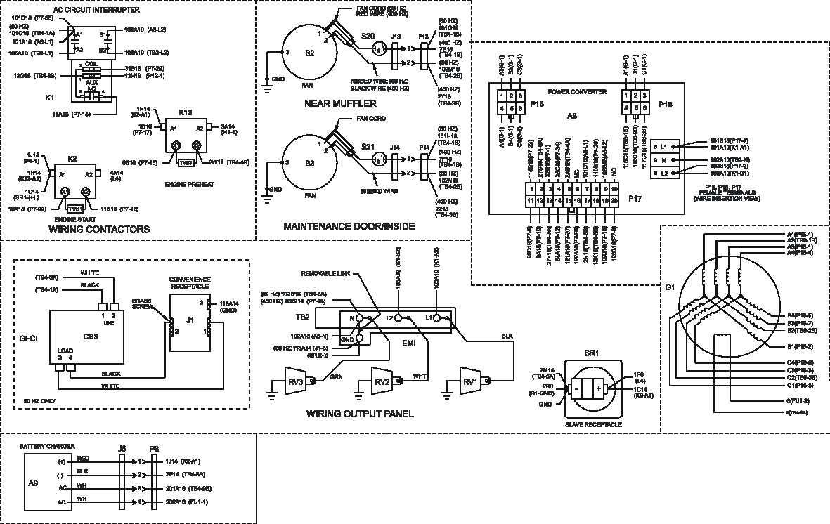 Storm Cat Generator Wiring Diagram
