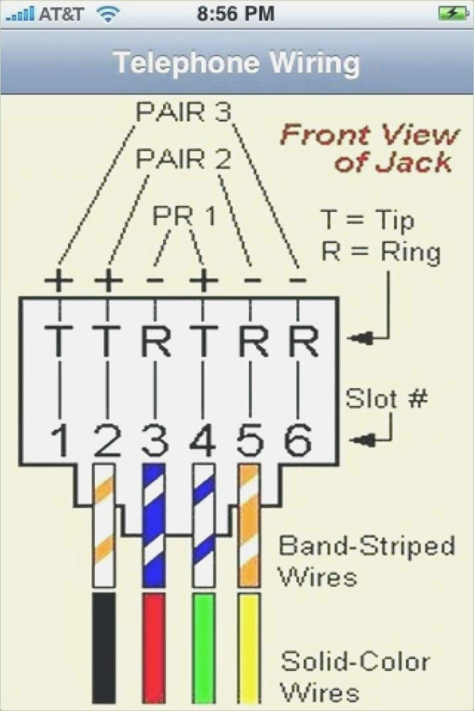 Wiring Diagram Rj45 Jack Schematic And Wiring Diagram