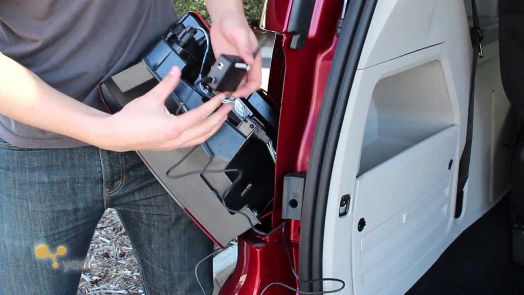 Yada Digital Wireless Backup Camera Installation